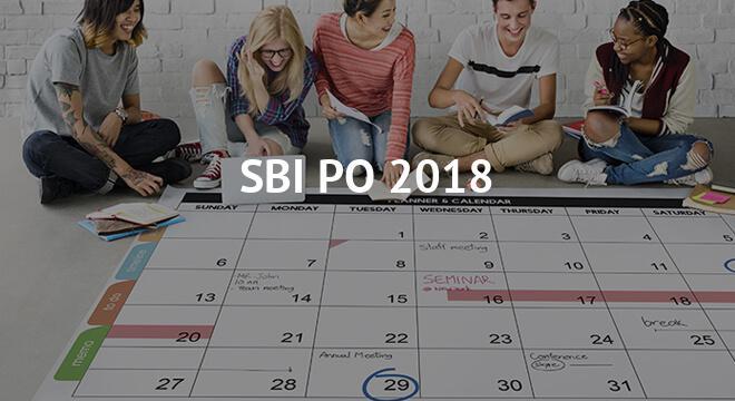 SBI PO 2018