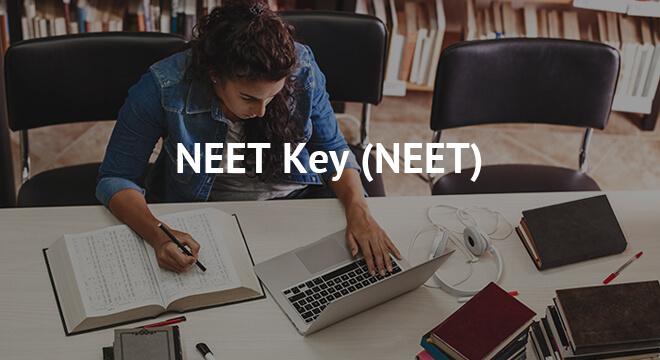 NEET Key 2018
